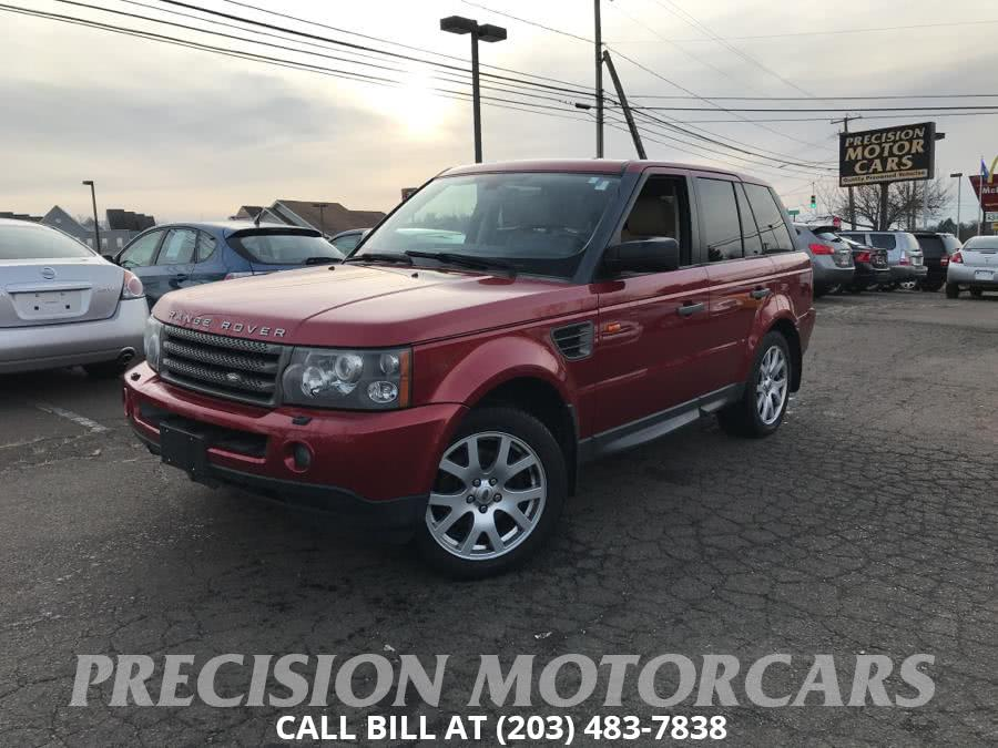 Used 2007 Land Rover Range Rover Sport in Branford, Connecticut | Precision Motor Cars LLC. Branford, Connecticut
