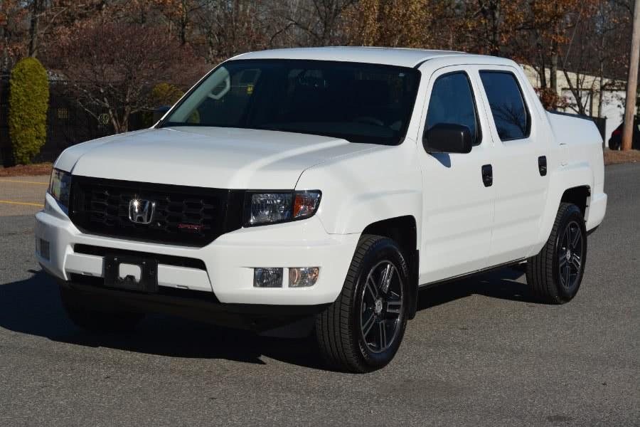 Used 2014 Honda Ridgeline in Ashland , Massachusetts | New Beginning Auto Service Inc . Ashland , Massachusetts