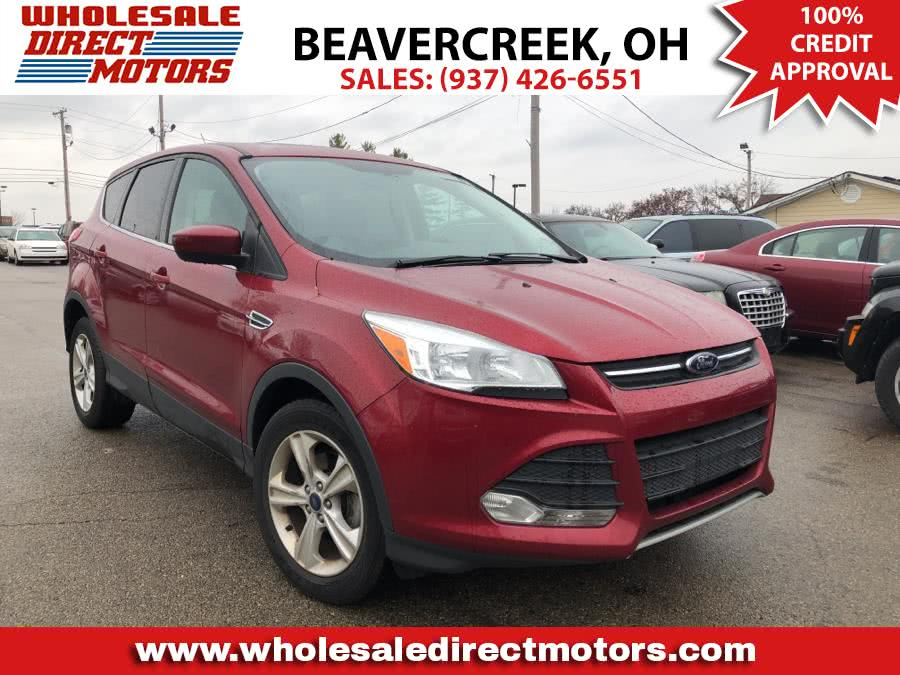 Used 2014 Ford Escape in Beavercreek, Ohio | Wholesale Direct Motors. Beavercreek, Ohio