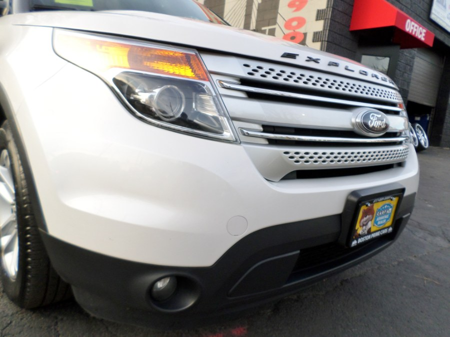 2013 Ford Explorer 4WD 4dr XLT, available for sale in Chelsea, Massachusetts | Boston Prime Cars Inc. Chelsea, Massachusetts