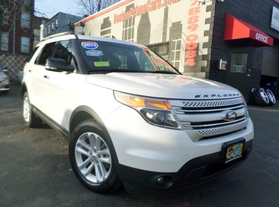 Used 2013 Ford Explorer in Chelsea, Massachusetts | Boston Prime Cars Inc. Chelsea, Massachusetts