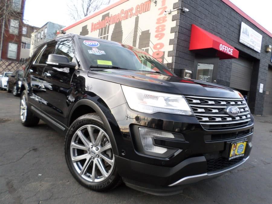 Used 2017 Ford Explorer in Chelsea, Massachusetts | Boston Prime Cars Inc. Chelsea, Massachusetts
