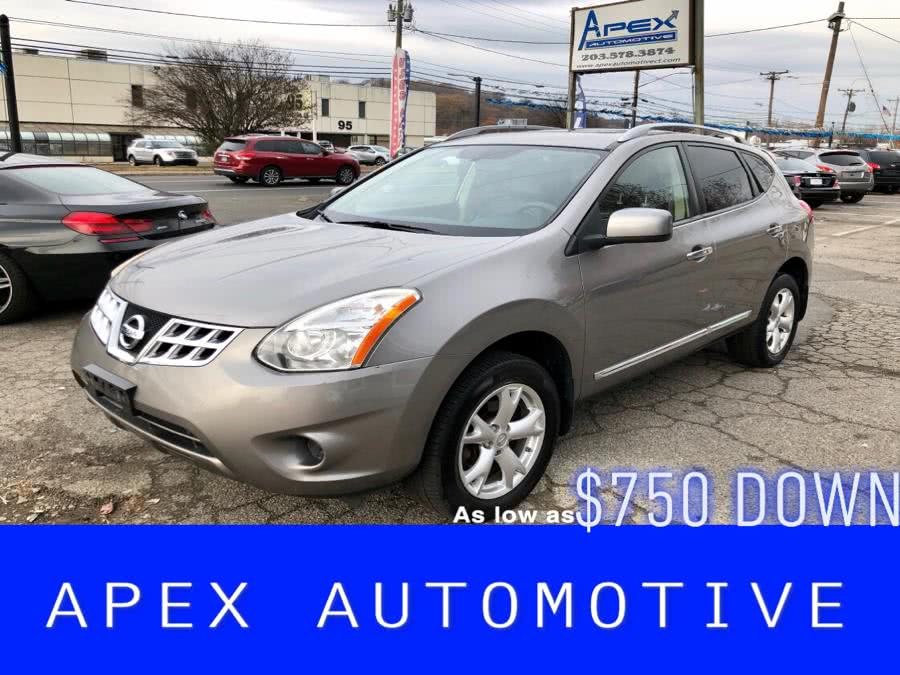 Used 2011 Nissan Rogue in Waterbury, Connecticut | Apex  Automotive. Waterbury, Connecticut