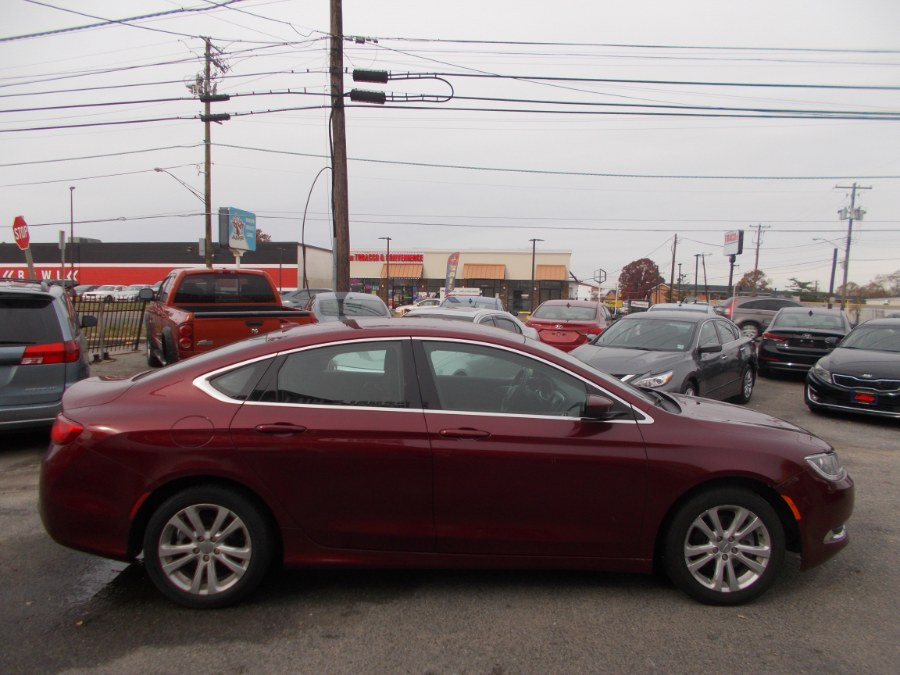 2015 Chrysler 200 4dr Sdn Limited FWD, available for sale in Temple Hills, Maryland | Temple Hills Used Car. Temple Hills, Maryland