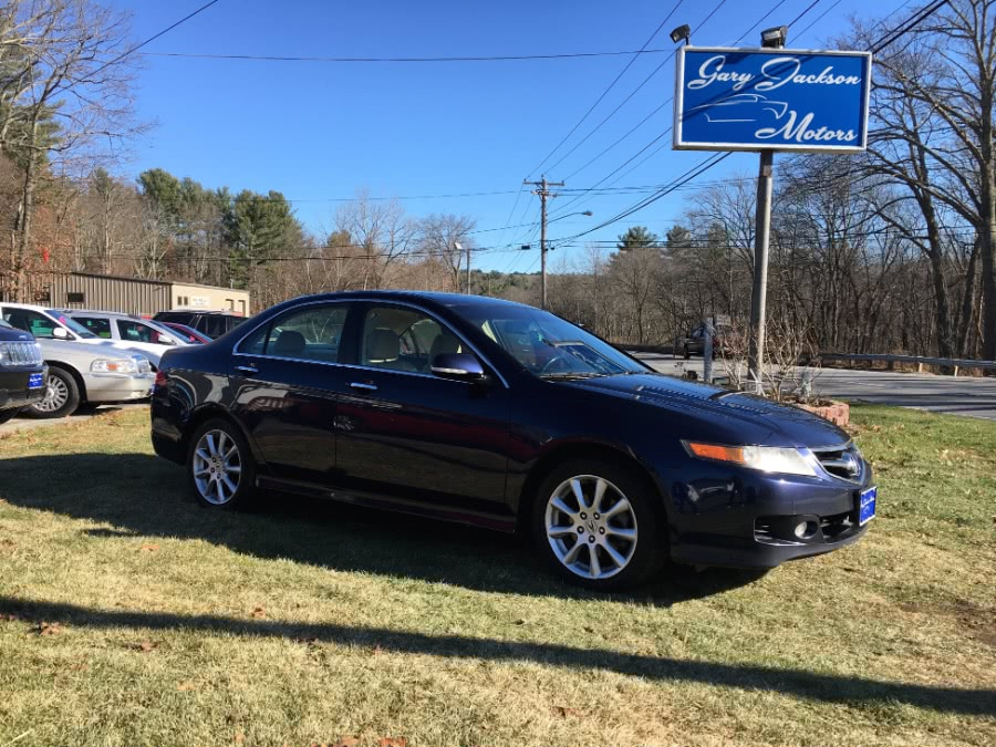 Used 2008 Acura TSX in Charlton, Massachusetts | Gary Jackson Motors. Charlton, Massachusetts