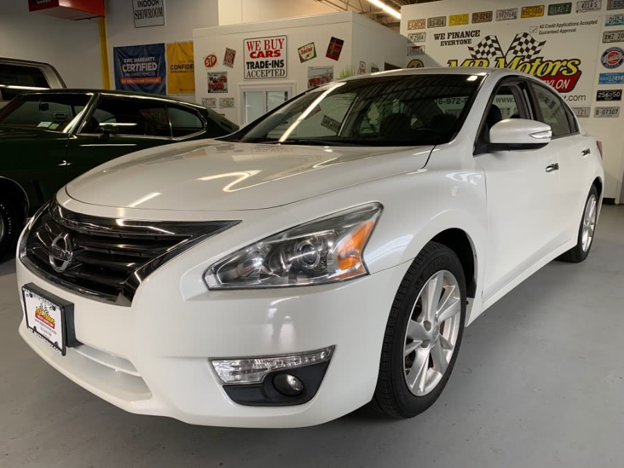 Used Nissan Altima 4dr Sdn I4 2.5 S 2013 | MP Motors Inc. West Babylon , New York
