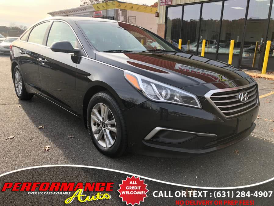 Used Hyundai Sonata 4dr Sdn 2.4L SE 2016 | Performance Auto Inc. Bohemia, New York