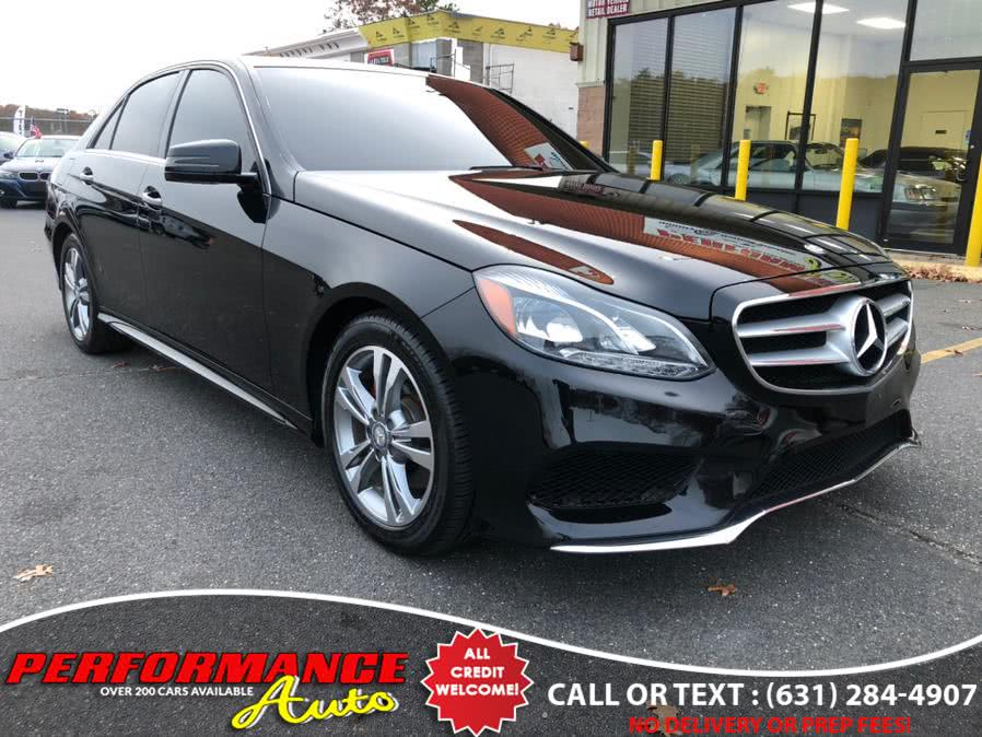 Used 2014 Mercedes-Benz E-Class in Bohemia, New York | Performance Auto Inc. Bohemia, New York