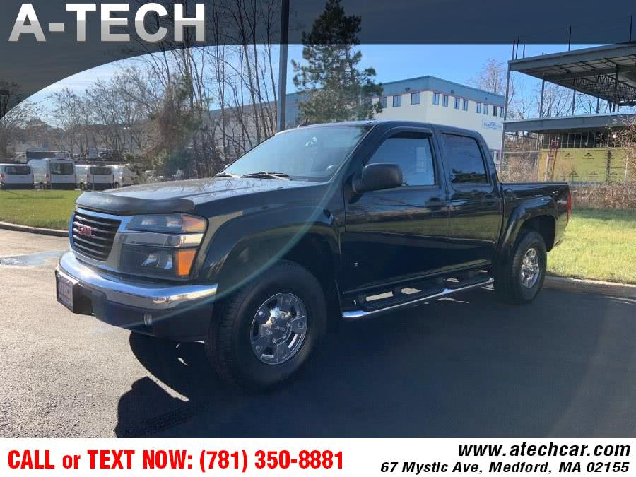 Used 2008 GMC Canyon in Medford, Massachusetts | A-Tech. Medford, Massachusetts