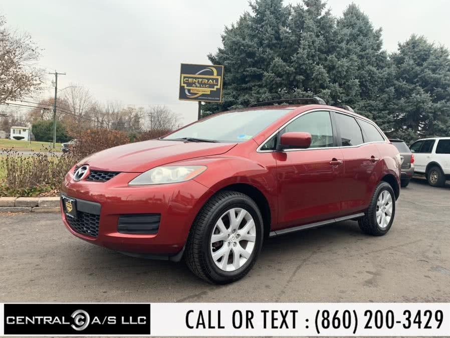 Used Mazda CX-7 FWD 4dr Sport 2008 | Central A/S LLC. East Windsor, Connecticut