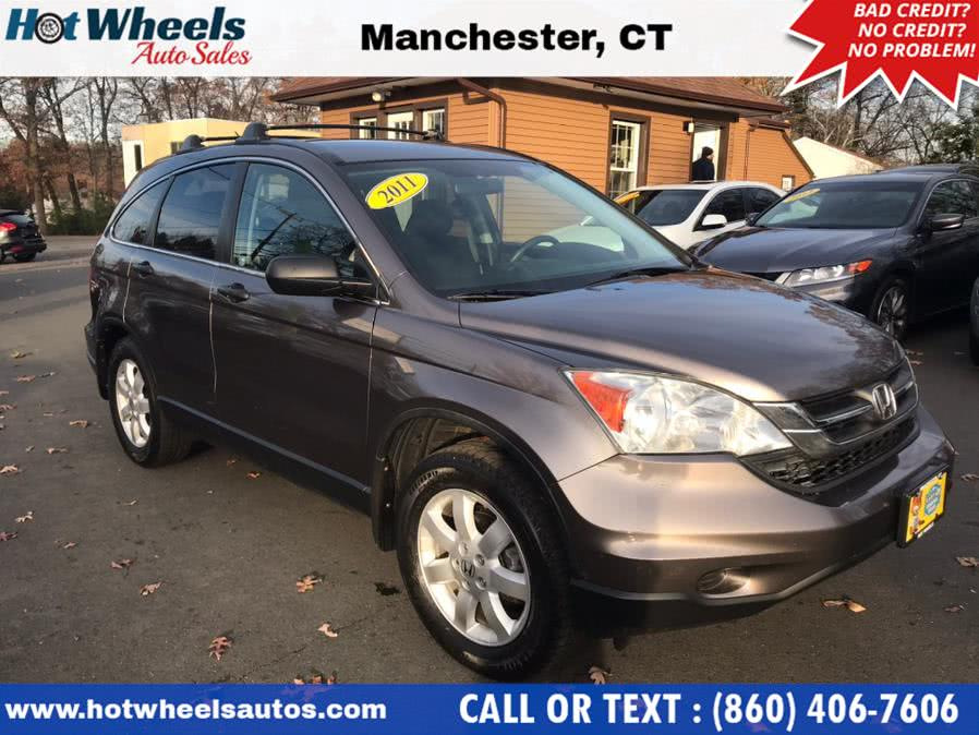 Used 2011 Honda CR-V in Manchester, Connecticut | Hot Wheels Auto Sales LLC. Manchester, Connecticut