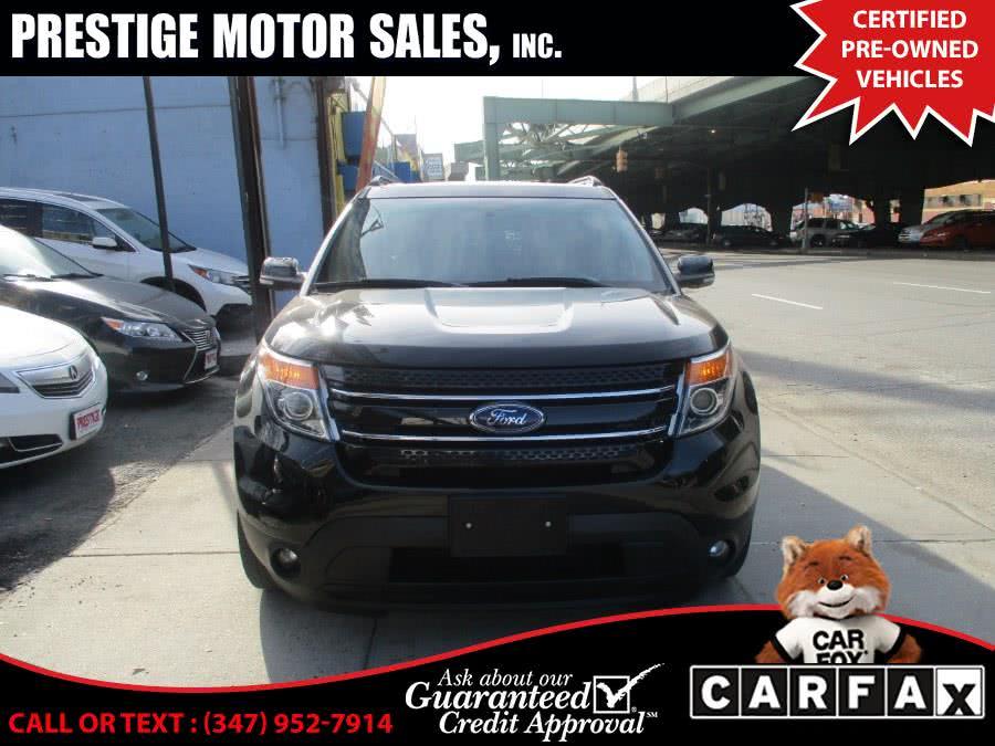 Used Ford Explorer 4WD 4dr Limited 2011 | Prestige Motor Sales Inc. Brooklyn, New York