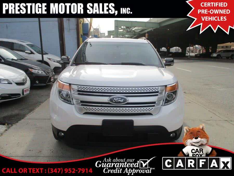 Used 2013 Ford Explorer in Brooklyn, New York | Prestige Motor Sales Inc. Brooklyn, New York