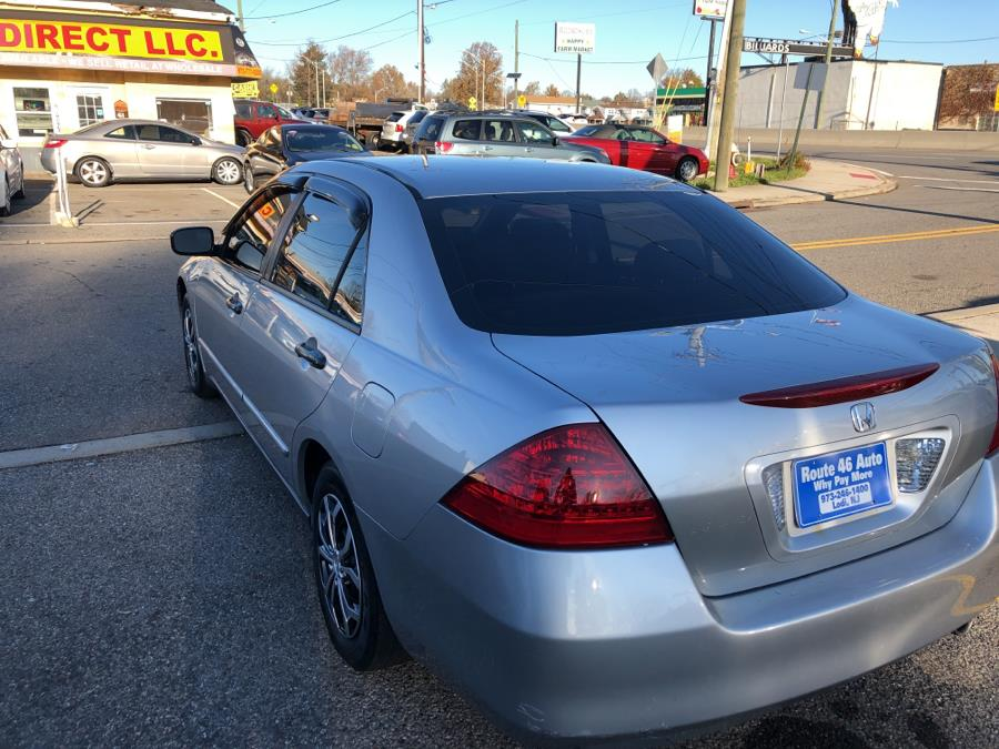 2006 Honda Accord Sdn VP AT, available for sale in Lodi, New Jersey | Route 46 Auto Sales Inc. Lodi, New Jersey
