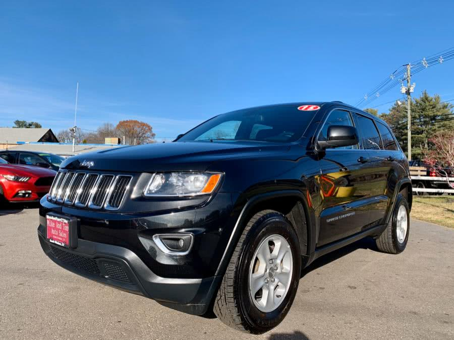 Used 2015 Jeep Grand Cherokee in South Windsor, Connecticut | Mike And Tony Auto Sales, Inc. South Windsor, Connecticut