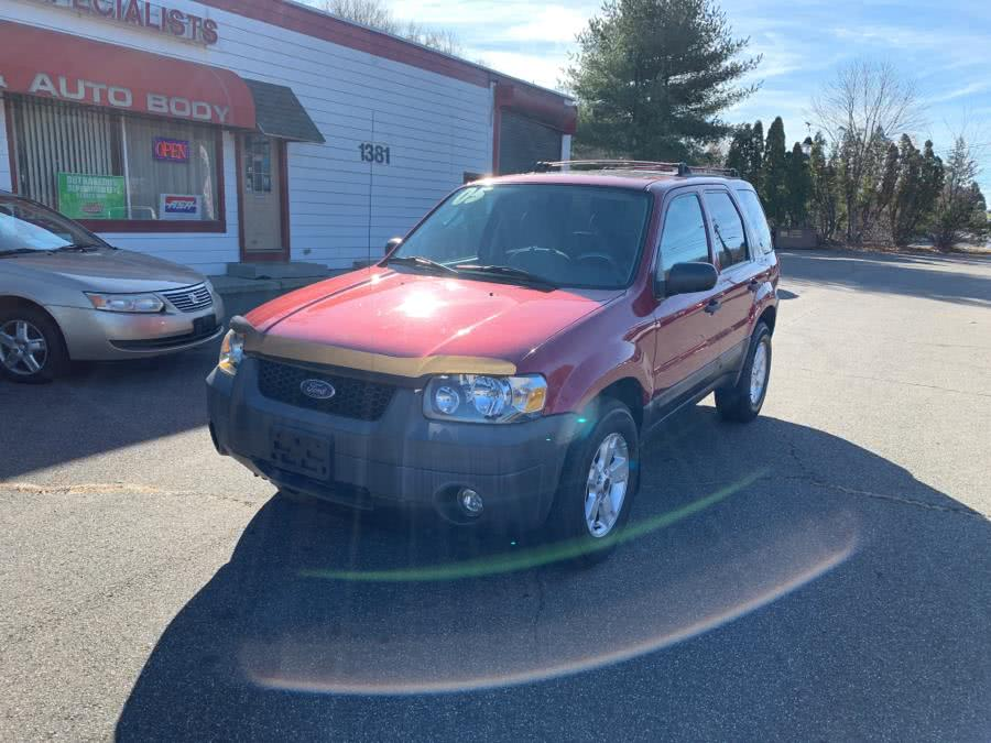 """Used Ford Escape 4dr 103"""" WB 3.0L XLT 4WD 2005 