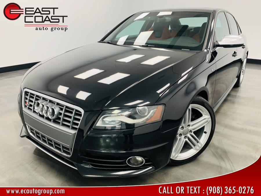 Used 2010 Audi S4 in Linden, New Jersey | East Coast Auto Group. Linden, New Jersey