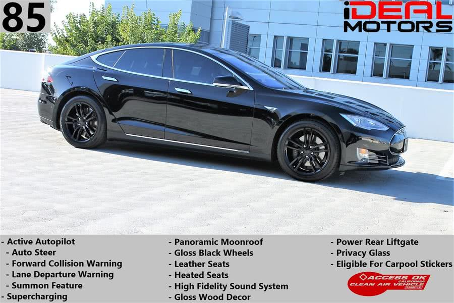 Used Tesla Model s Sedan 4D 2014 | Ideal Motors. Costa Mesa, California