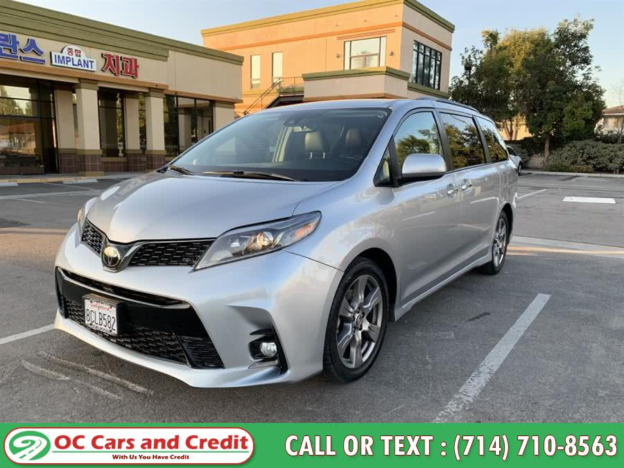 Used 2018 Toyota Sienna in Garden Grove, California | OC Cars and Credit. Garden Grove, California