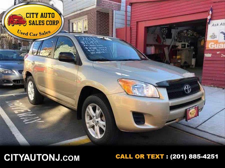 Used 2011 Toyota Rav4 in Union City, New Jersey | City Auto Sales Corp. Union City, New Jersey