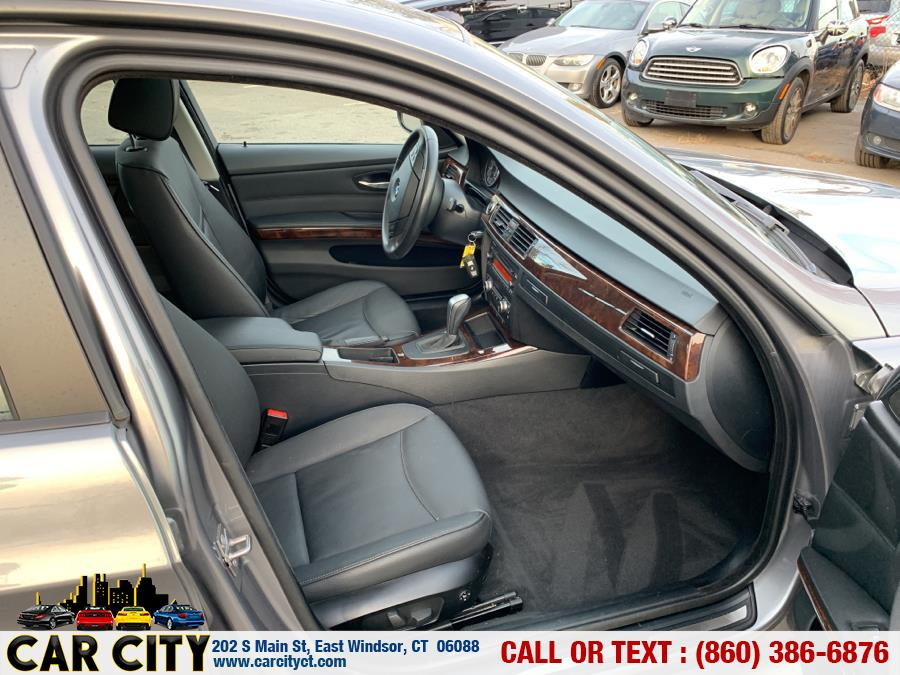Used BMW 3 Series 4dr Sdn 328i xDrive AWD SULEV 2009 | Car City LLC. East Windsor, Connecticut