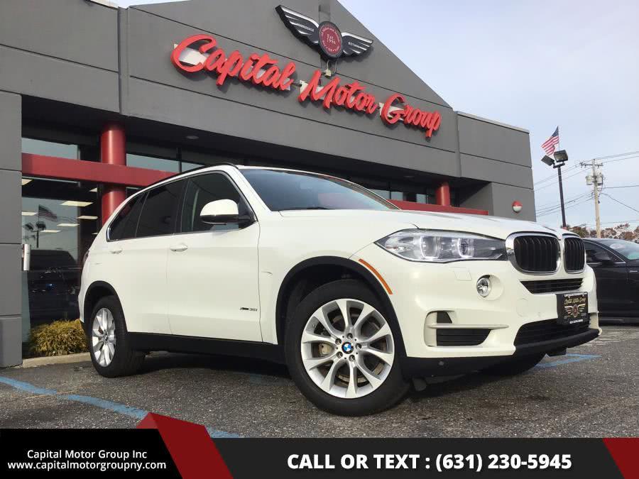 Used BMW X5 AWD 4dr xDrive35i 2016 | Capital Motor Group Inc. Medford, New York