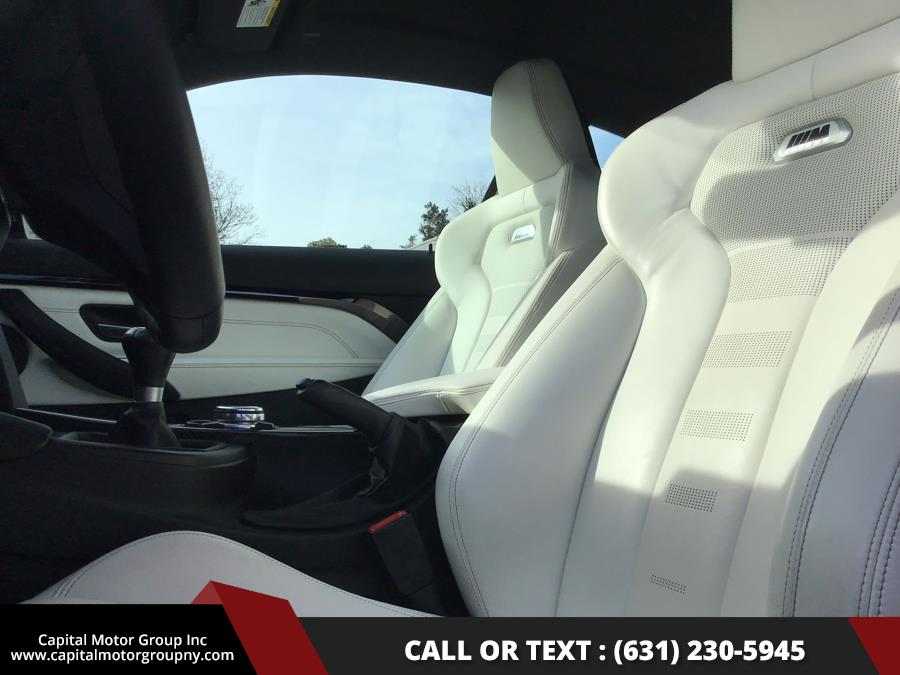 2016 BMW M4 2dr Cpe, available for sale in Medford, New York | Capital Motor Group Inc. Medford, New York