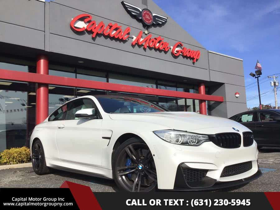 Used 2016 BMW M4 in Medford, New York | Capital Motor Group Inc. Medford, New York