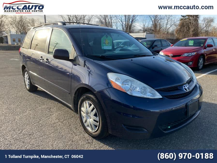 Used 2006 Toyota Sienna in Manchester, Connecticut | Manchester Car Center. Manchester, Connecticut
