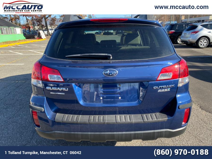 2010 Subaru Outback 4dr Wgn H4 Auto 2.5i Premium All-Weather, available for sale in Manchester, Connecticut | Manchester Car Center. Manchester, Connecticut