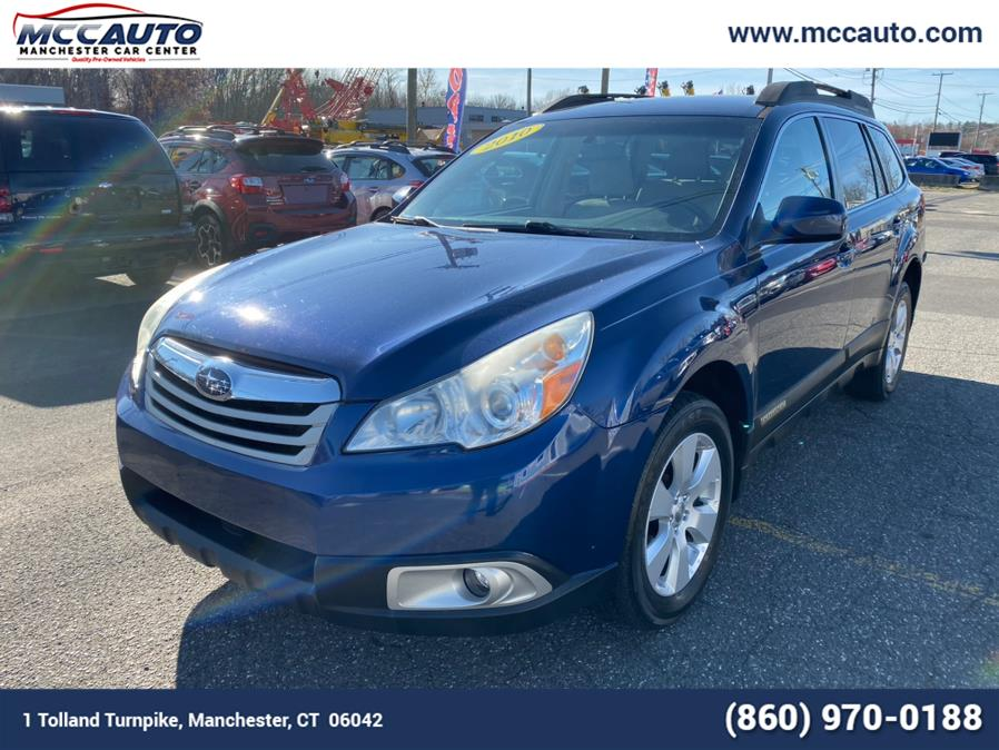 Used Subaru Outback 4dr Wgn H4 Auto 2.5i Premium All-Weather 2010 | Manchester Car Center. Manchester, Connecticut
