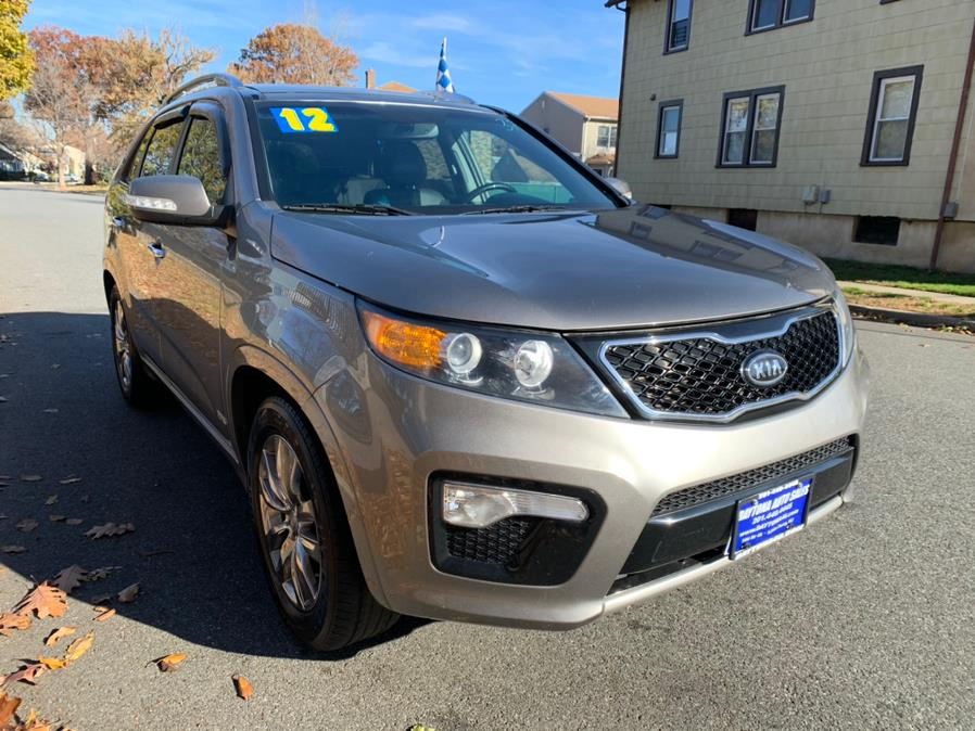 Used Kia Sorento AWD 4dr V6 SX 2012 | Daytona Auto Sales. Little Ferry, New Jersey