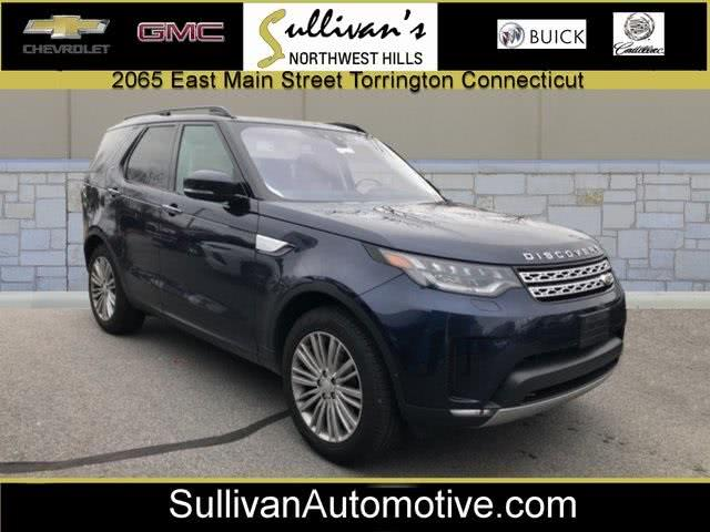 Used 2017 Land Rover Discovery in Avon, Connecticut | Sullivan Automotive Group. Avon, Connecticut