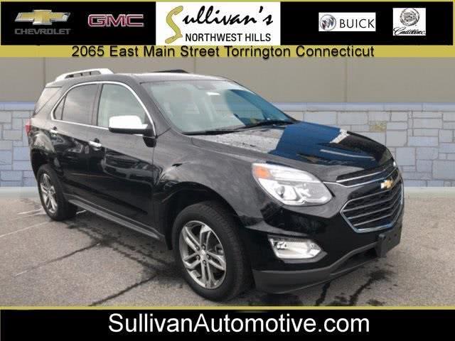 Used Chevrolet Equinox Premier 2017 | Sullivan Automotive Group. Avon, Connecticut