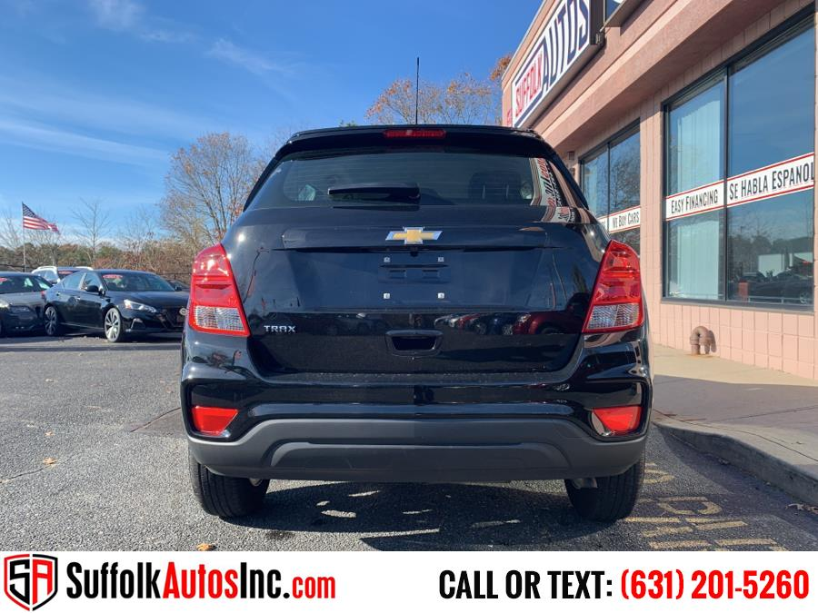 2019 Chevrolet Trax FWD 4dr LS, available for sale in Medford , New York | Suffolk Autos Inc. Medford , New York