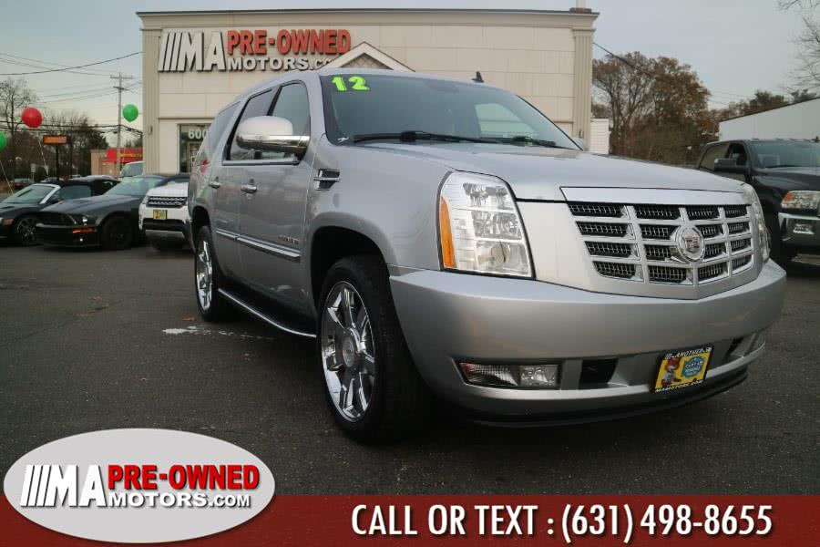 Used 2012 Cadillac Escalade in Huntington, New York | M & A Motors. Huntington, New York