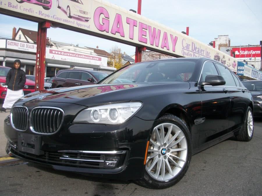 Used 2013 BMW 7 Series in Jamaica, New York | Gateway Car Dealer Inc. Jamaica, New York