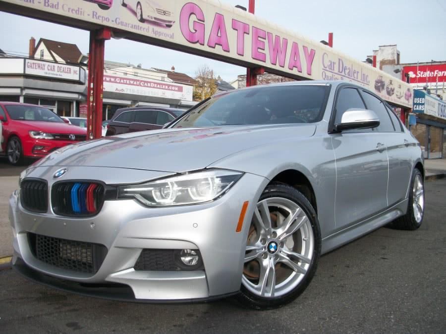 Used 2017 BMW 3 Series M Sport in Jamaica, New York | Gateway Car Dealer Inc. Jamaica, New York