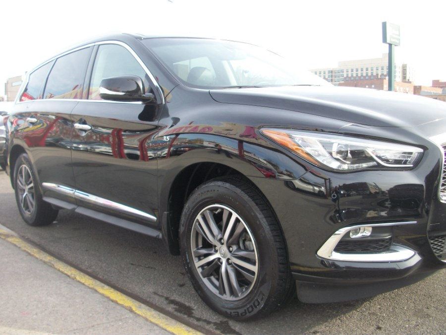 Used INFINITI QX60 AWD 2017 | Gateway Car Dealer Inc. Jamaica, New York