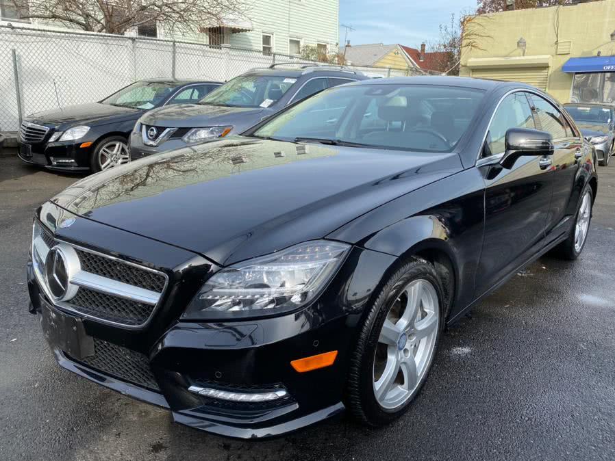 Used 2014 Mercedes-Benz CLS-Class in Jamaica, New York   Sunrise Autoland. Jamaica, New York