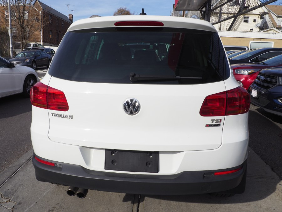 2017 Volkswagen Tiguan 2.0T Wolfsburg Edition 4MOTION, available for sale in Jamaica, New York | Hillside Auto Mall Inc.. Jamaica, New York