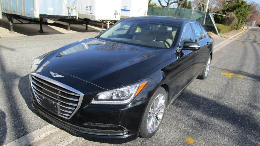 Used 2017 Genesis G80 in Hicksville, New York | H & H Auto Sales. Hicksville, New York