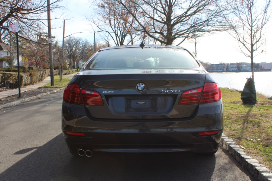 2015 BMW 5 Series 4dr Sdn 528i xDrive AWD, available for sale in Great Neck, NY