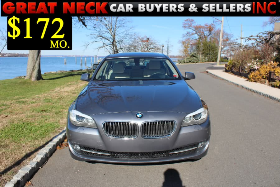 Used 2013 BMW 5 Series in Great Neck, New York