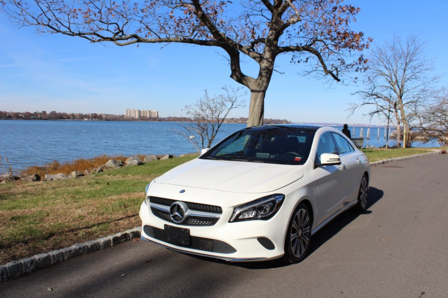 2017 Mercedes-Benz CLA CLA 250 4MATIC, available for sale in Great Neck, NY