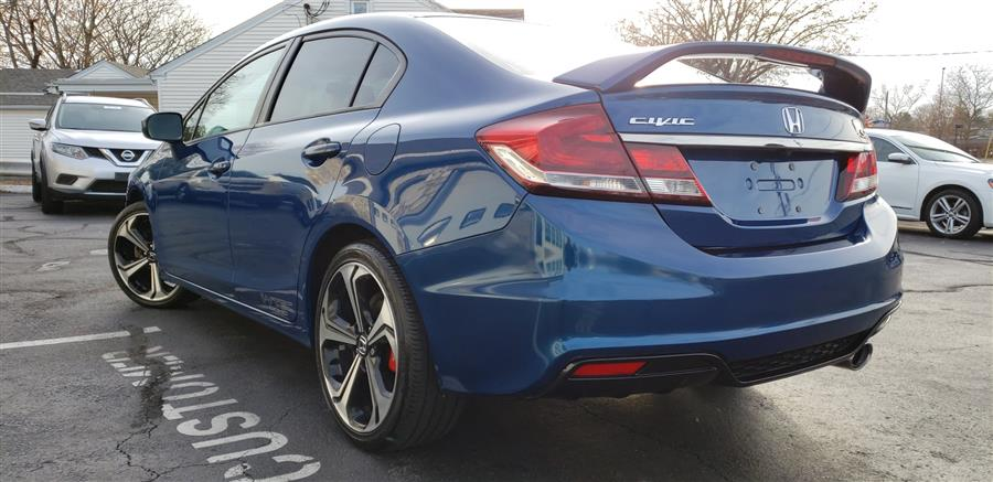Used Honda Civic Sedan 4dr Man Si w/Navi 2015 | Saybrook Motor Sports. Old Saybrook, Connecticut