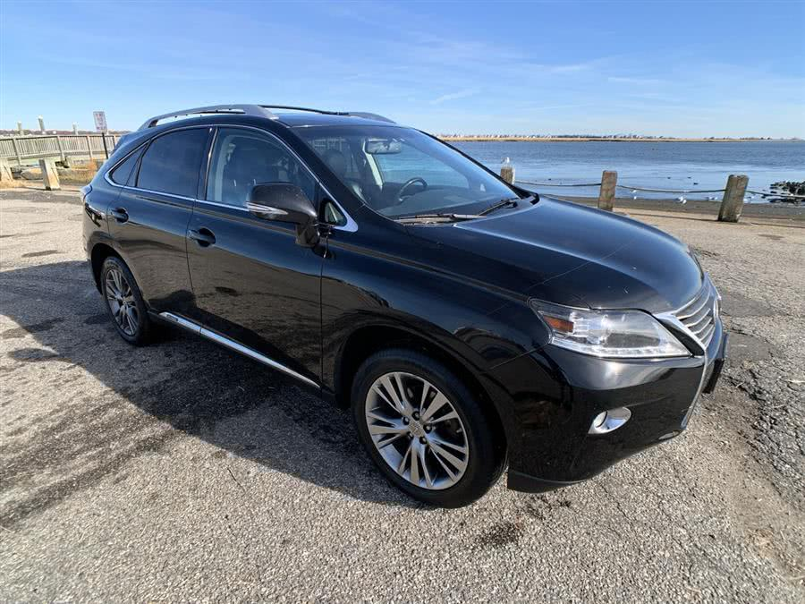 Used Lexus RX 450h AWD 4dr Hybrid 2013 | Wiz Leasing Inc. Stratford, Connecticut