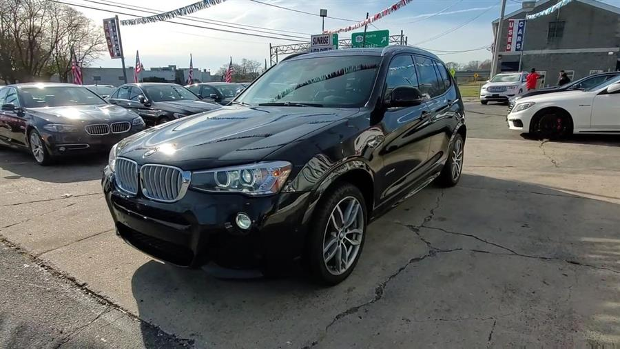 Used BMW X3 xDrive35i Sports Activity Vehicle 2017 | Sunrise Auto Outlet. Amityville, New York
