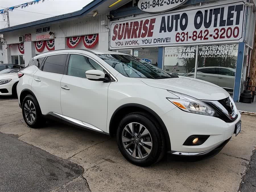 Used 2017 Nissan Murano in Amityville, New York | Sunrise Auto Outlet. Amityville, New York