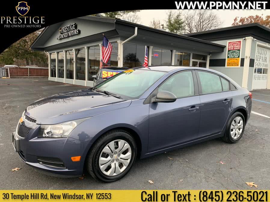 Used 2013 Chevrolet Cruze in New Windsor, New York | Prestige Pre-Owned Motors Inc. New Windsor, New York